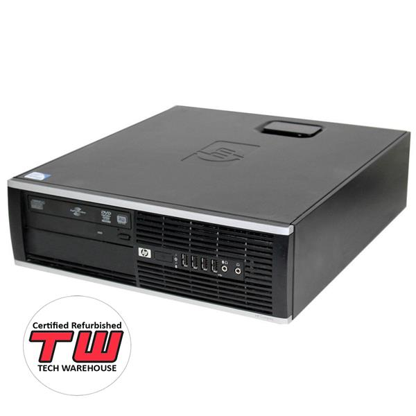 HP Elite 8200 (SFF) + Windows 7 Professional + 1TB Hard Disk