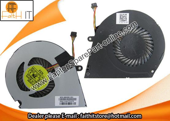 For Hp ENVY 4-1000 4-1007TX 4-1008TX ENVY 6-1000 Cpu Fan