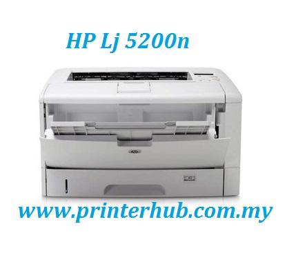 HP Laserjet 5200n printer