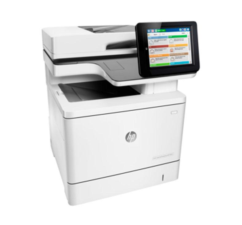 HP LaserJet Enterprise 500 Color MFP Series M577dn (B5L46A)