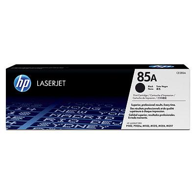 Hp Laserjet P1102/P1606 Black Toner Cartridge (CE285A) P1102 P1102w M1