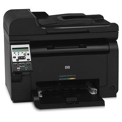 HP M175NW Print/Scan/Copy/Network/WiFi AIO Colour Laserjet Printer