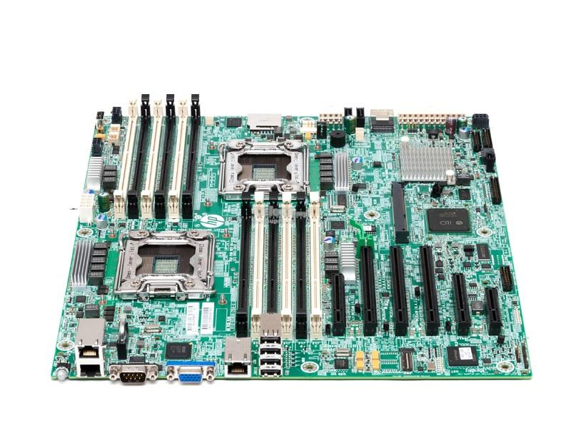 HP ML350E Gen8 V2 Server Mainboard 757484-001 641805-004