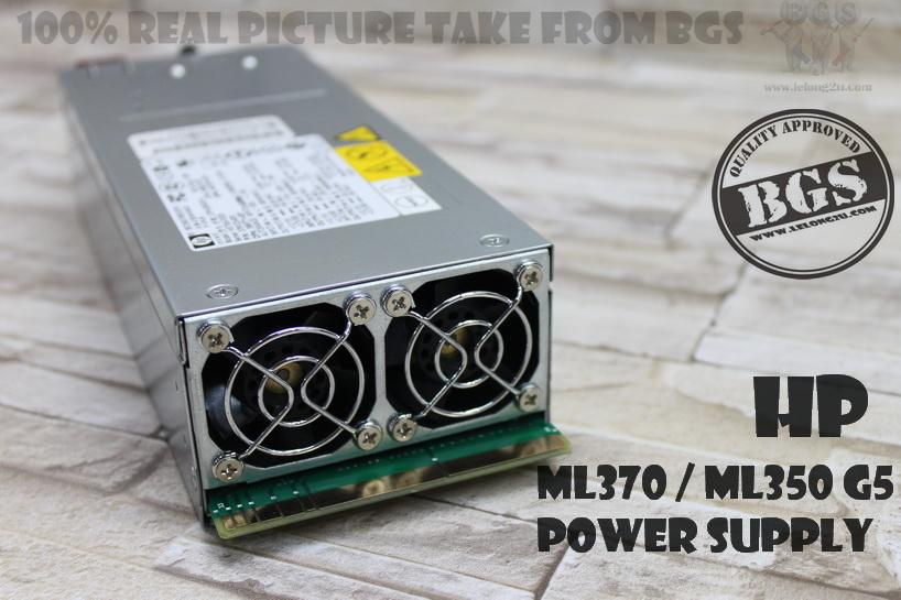 HP ML370 G5 ,  ML350 G5 , DL380 G5 DL385 G5 1000W PSU ORIGINAL