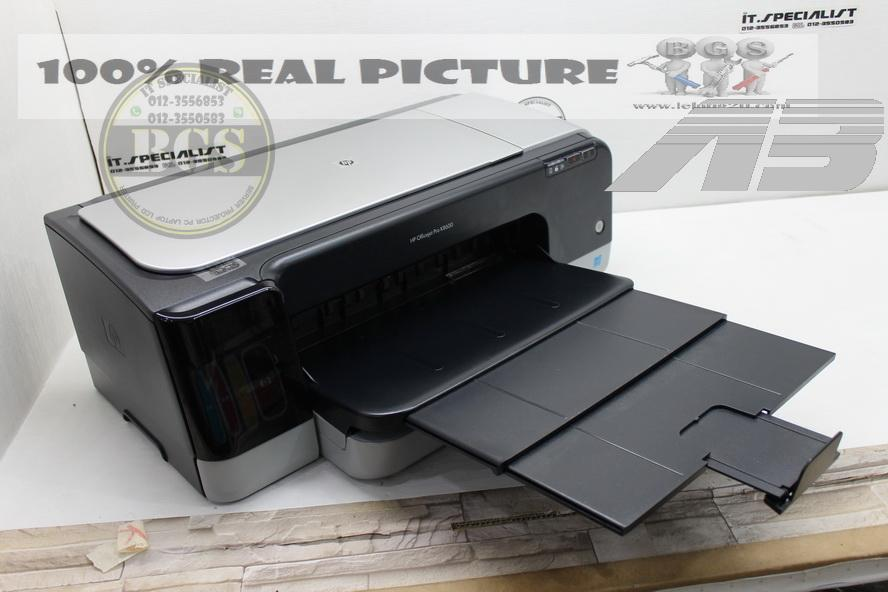 how to change print heads on hp pro k8600