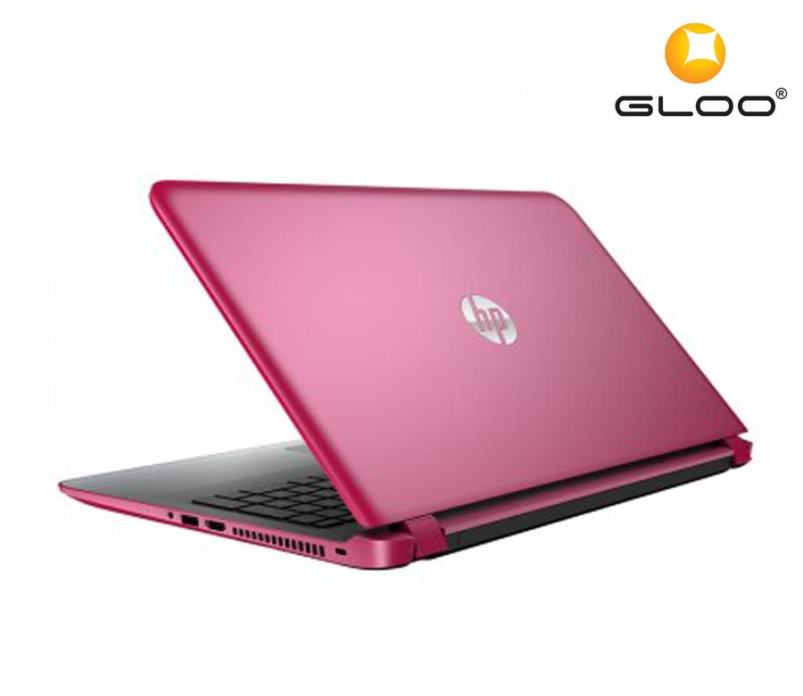 HP Pavilion 15-ab138AX Notebook Pink