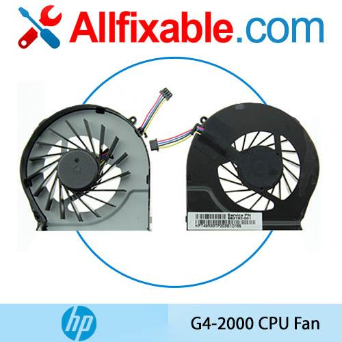 HP Pavilion G4-2301 G4-2318 G4-2320 G4-2226 G6-2000 G7-2000 CPU fan