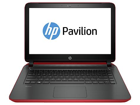 HP PAVILION NOTEBOOK PC 14-V233TX - RED