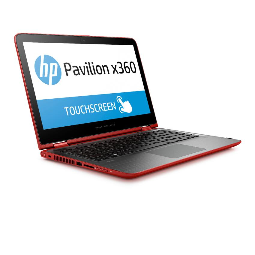 HP Pavilion x360 11-k108TU 4GB 500GB 11.6' Touch Screen (Red)
