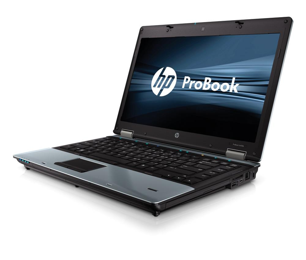 HP ProBook 6450b notebook laptop used