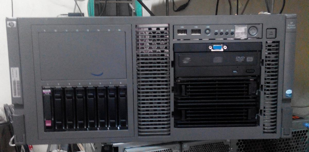 HP Proliant ML370G5