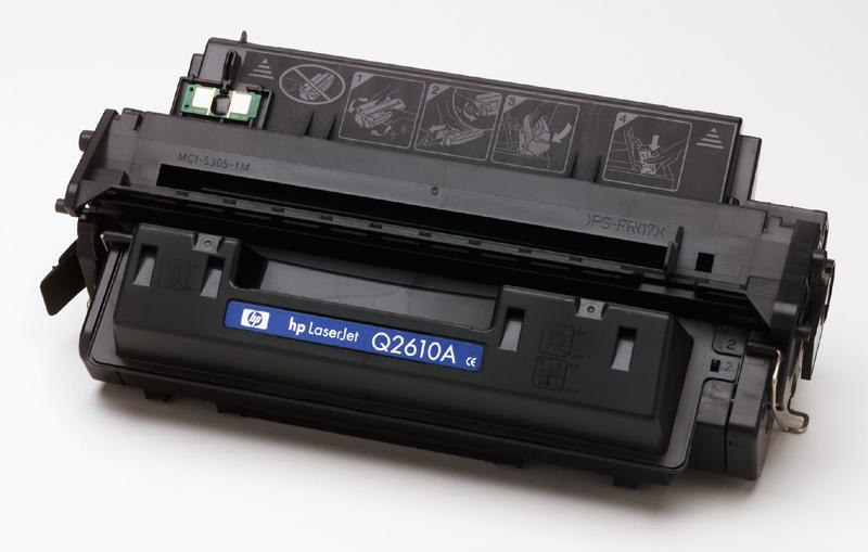 HP Q2300A Compatible Black Toner Q2610A HighCap 6000pages