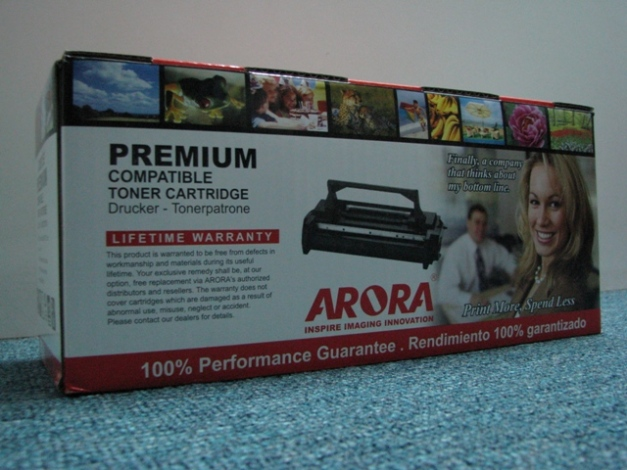 HP Q5949A (49A) Black Toner (ARORA) for 1160 1320 3390 3392