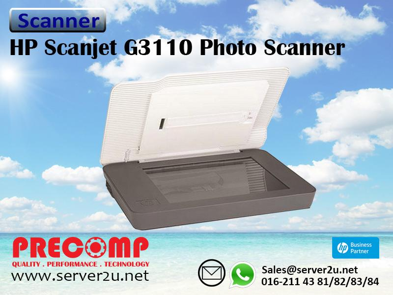 HP Scanjet G3110 Photo Scanner (L2698A)
