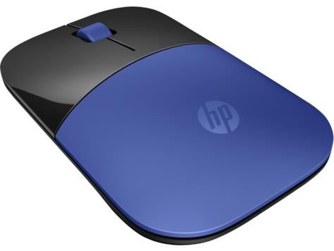 HP SLIM WIRELESS BLUE LED MOUSE Z3700