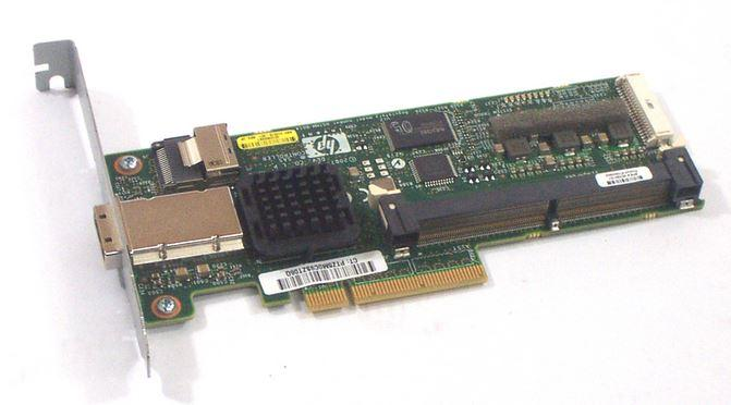 HP Smart Array P212 PCI-e SAS RAID Controller  8-CH,6G SAS-SATA2