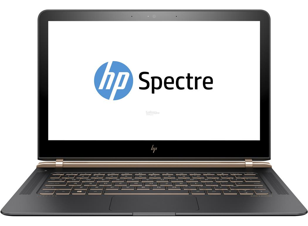 "HP Spectre 13-v020TU 13.3"" Laptop/ Notebook (i7-6500U, 8GB, 256GB,"