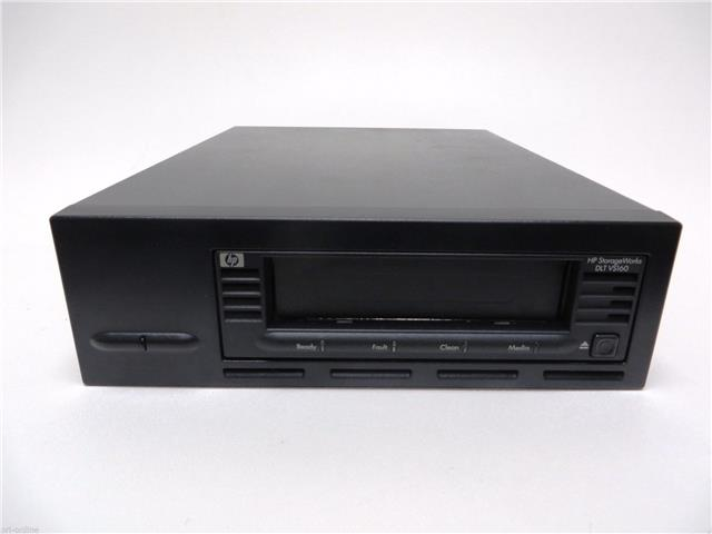 HP Storageworks A7570B 80/160GB DLT VS160 SCSI LVD External Tape Drive