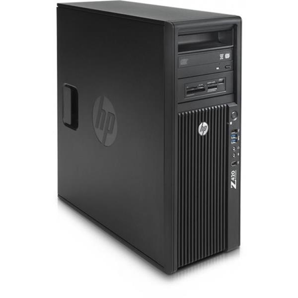 HP Z420 Xeon QC E5-1620 3.60Ghz - Z420/QC3.60