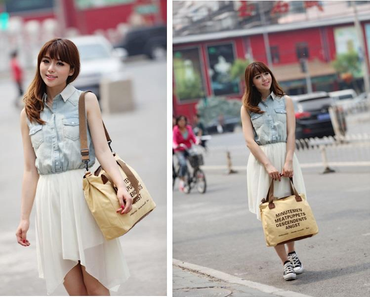 Buy HP116 Korean Style Shoulder HandBag, Multipurpose, Sling Bag ...