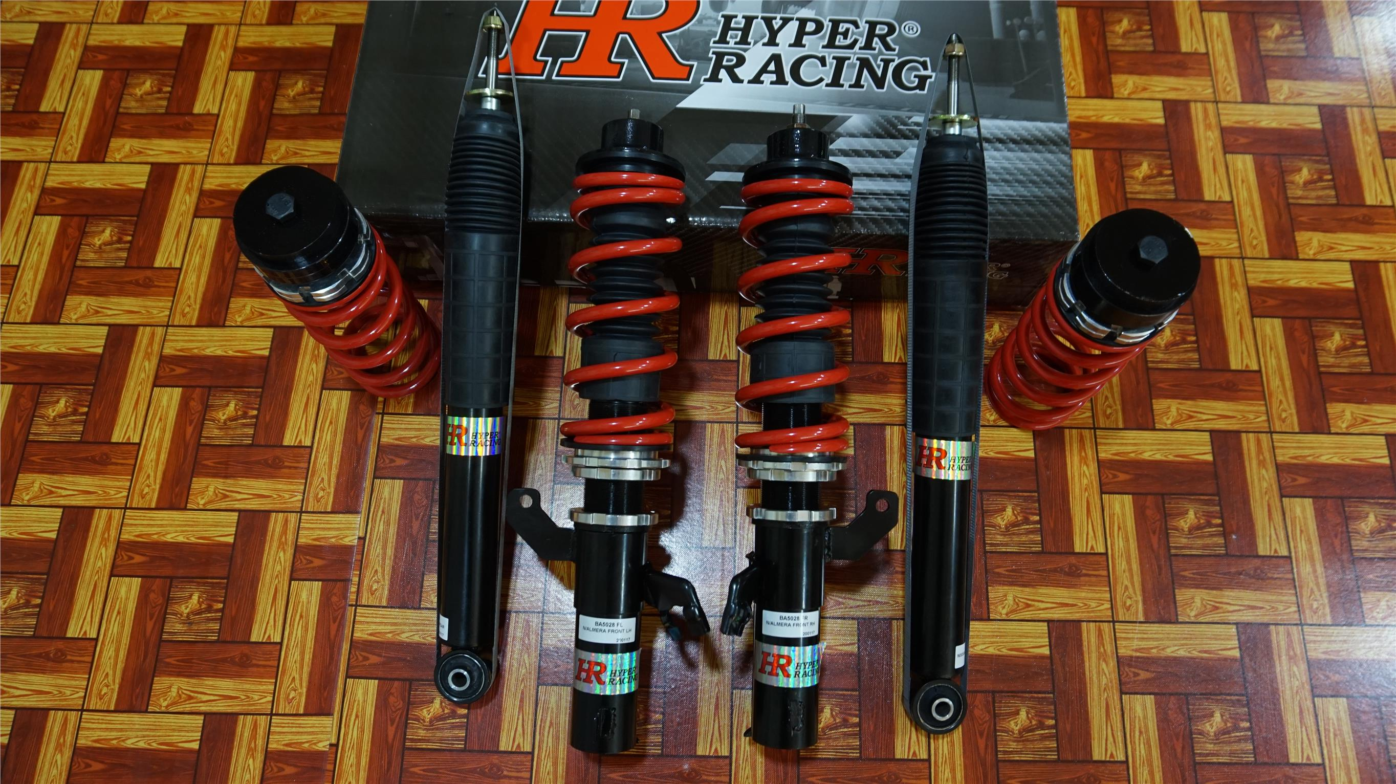 HR Adjustable Body Shift Hi Low - Nissan Almera