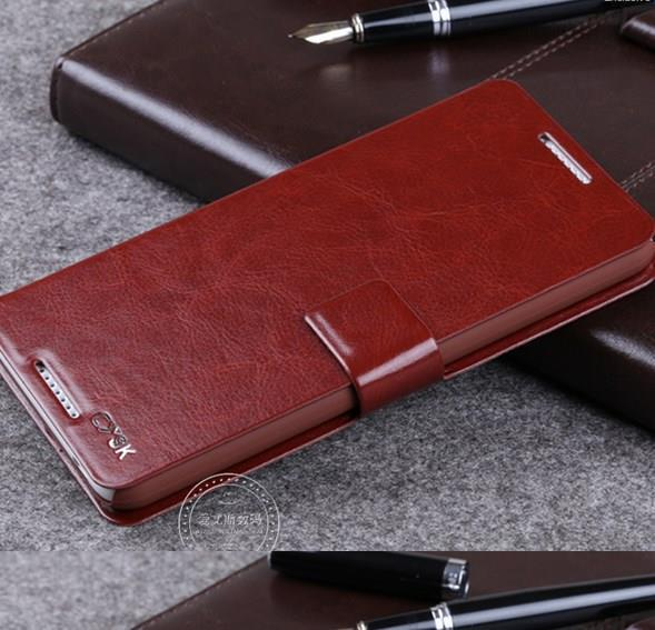 HTC 816t/816w/816 Leather Wallet Case Casing Cover