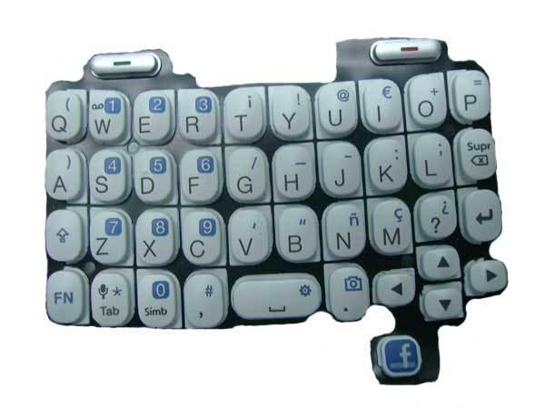 HTC ChaCha G16 A810e QWERT Keyboard Keypad Button Repair