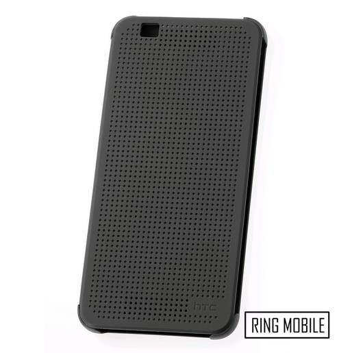 HTC Desire 620 Dot View Flip Case - Original - rmtlee