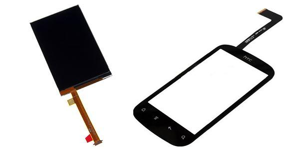 HTC Desire C A320e Display Lcd / Digitizer Touch Screen