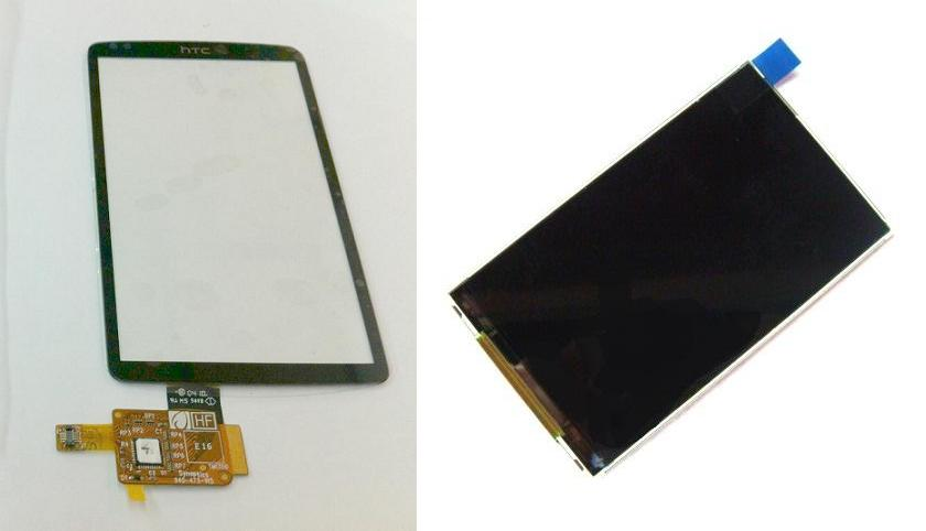 HTC Desire G7 A8181 Nexus One G5 Display Lcd / Digitizer Touch Screen