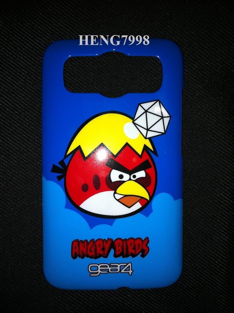 HTC Desire HD Angry Bird Case - Ref : 005 (RSP: RM 25/pcs)