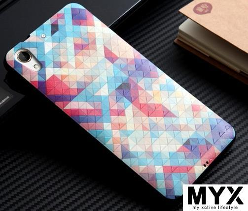 HTC Desire728 Silicone Casing Case Cover