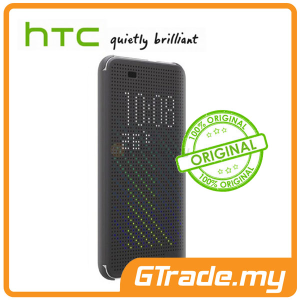 HTC Dot View Cover Case | Desire 820 - Black