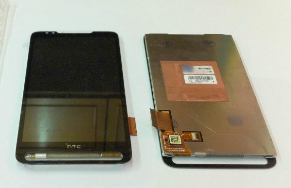 HTC HD2 T8585 LCD Display & Glass Digitizer Touch Screen