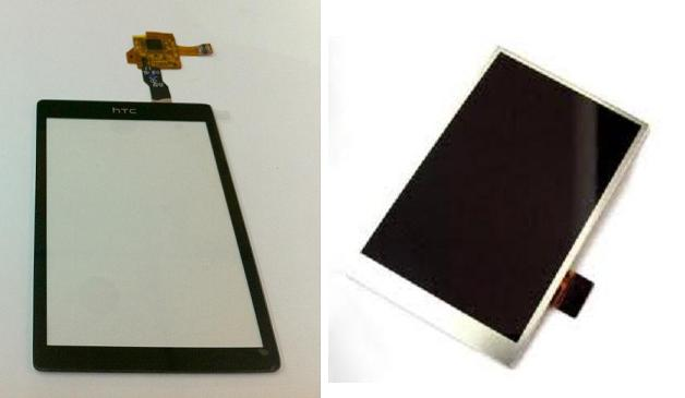 HTC Hero G3 A6288 Display LCD / Digitizer Touch Screen Sparepart