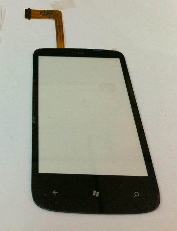 HTC Mozart HTC7 T8698 Glass Digitizer Lcd Touch Screen