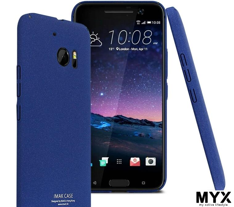 HTC One M10 Drop Resistance Matte Sand Casing Case Cover