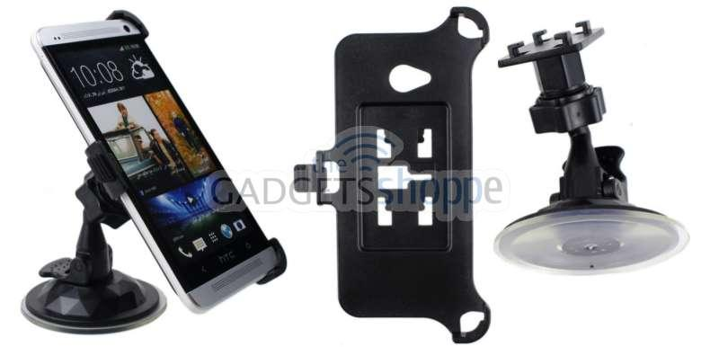 HTC ONE M7 COMPACT CAR MOUNT HOLDER