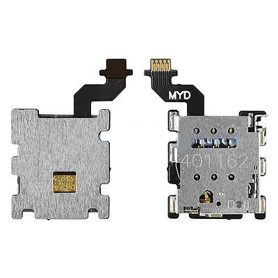 HTC One M8 Sim Card Slot Reading Ribbon Flex Cable