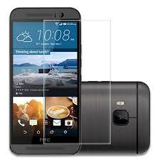 HTC ONE M9PLUS ROUND EDGE TEMPERED GLASS SCREEN PROTECTOR