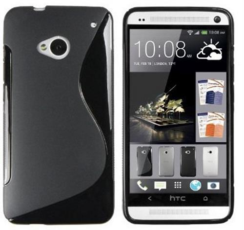 HTC ONE MAX T8088 S-LINE TPU GEL CASE