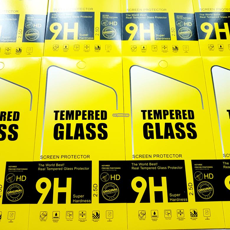 HTC One Max Tempered Glass Screen Protector