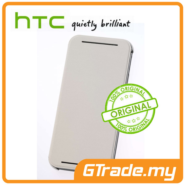HTC Original Flip Case HC V941 | One M8 - White
