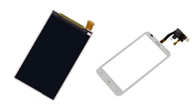 HTC Radar C110e C110 Display Lcd / Digitizer Touch Screen Sparepare
