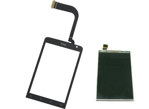 HTC Salsa G15 C510e Display Lcd / Glass Digitizer Touch Screen