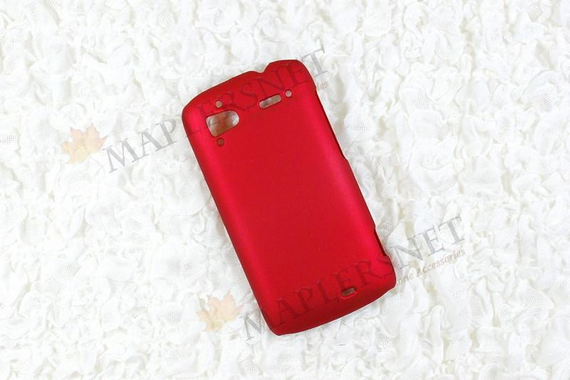 HTC Sensation G14 Slim Hard Shell Case Casing [Red]