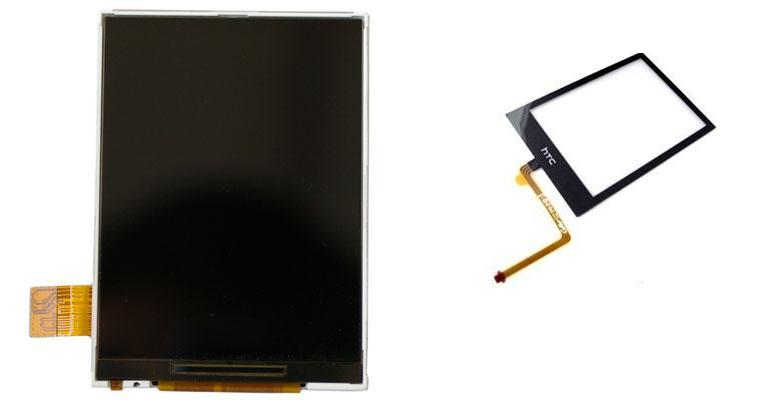 HTC Smart F3188 Display Lcd / Digitizer Touch Screen Sparepart Service