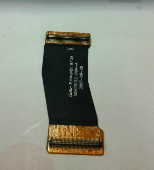 HTC Touch Dual 2 P5500 Lcd Slide Ribbon Flex Cable Repair Service Spar