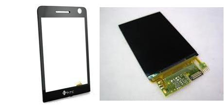 HTC Touch Pro T7272 LCD Display / Digitizer Touch Screen Sparepart