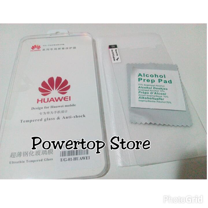 Huawei ASCEND G6,G7,P6,G630 Tempered GLASS Screen Protector0.26mm